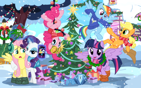 Happy Hearth's Warming Eve!